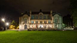 Tonhalle St.Gallen bei Nacht
