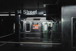 14 Street underground NYC