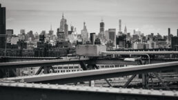 Brooklyn Bridge NYC - view